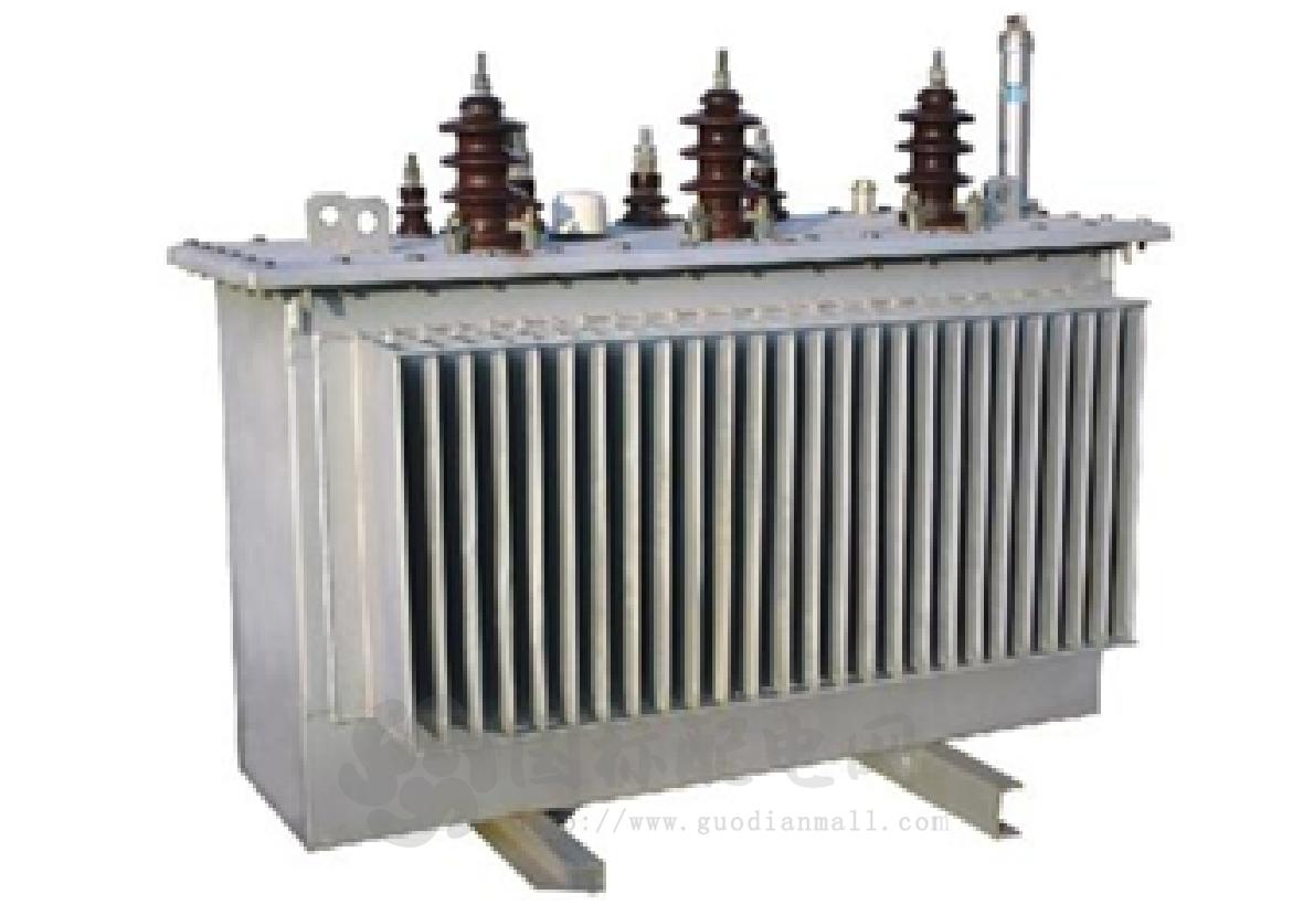 SHB15非晶合金油浸式配电变压器