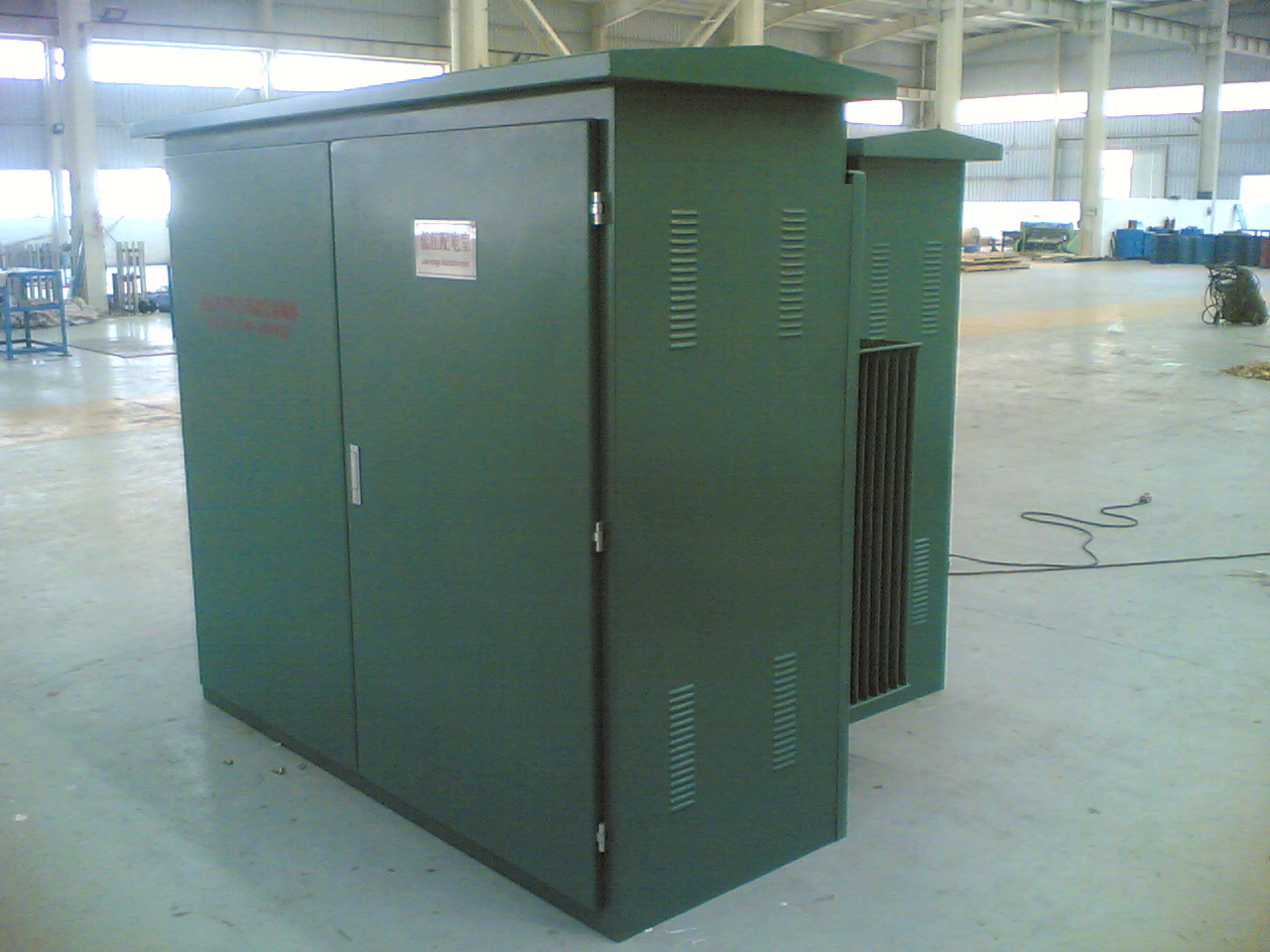 ZGS美式组合式箱式变电站