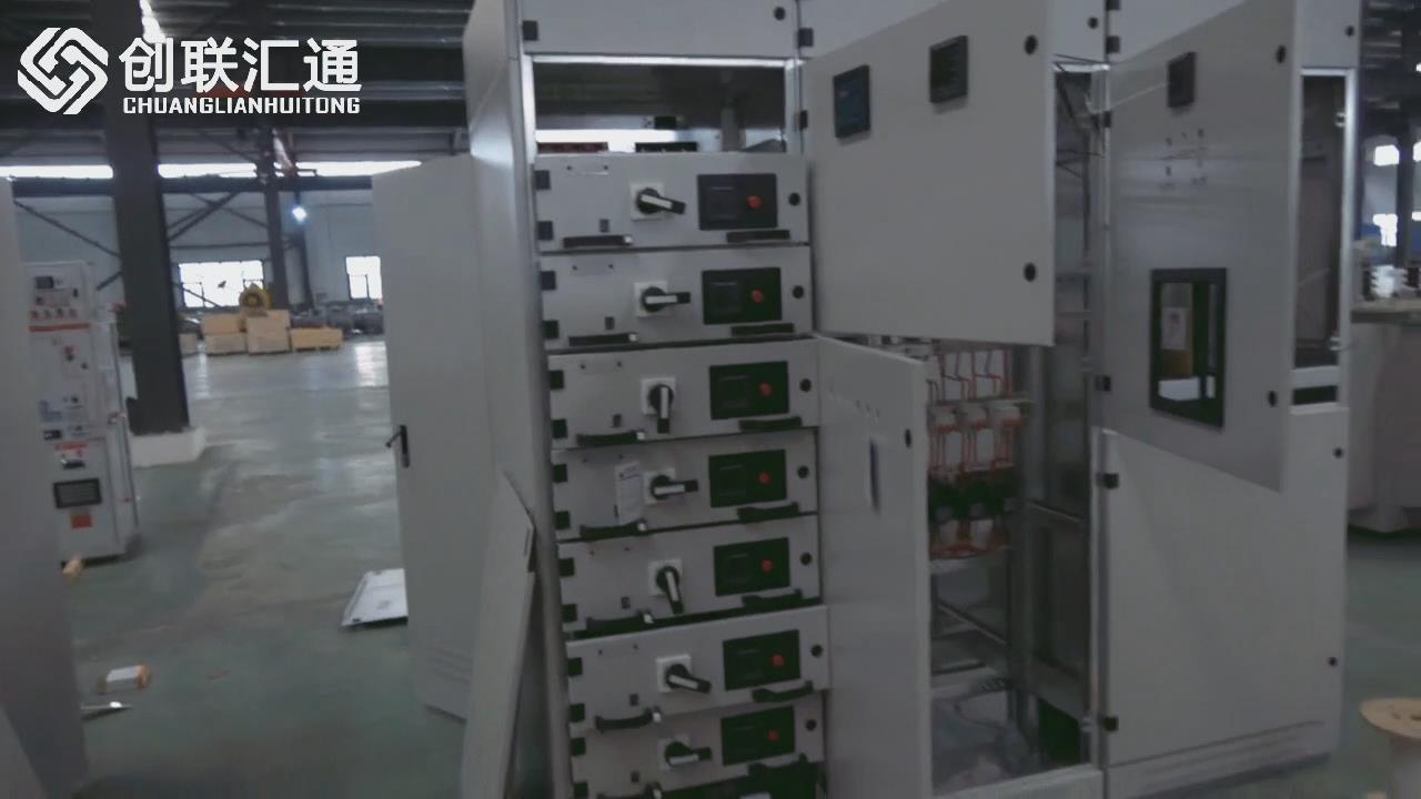高低压柜生产