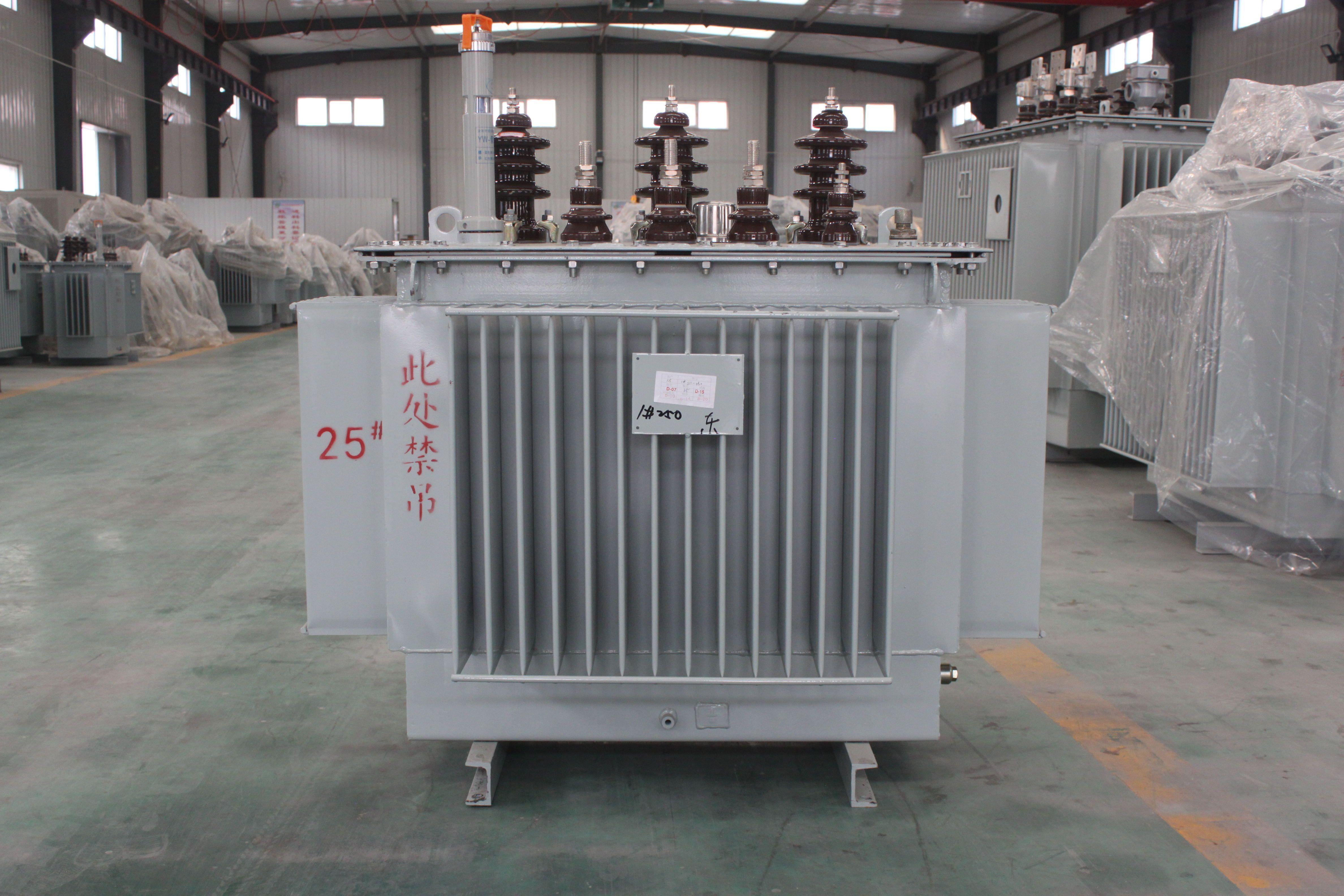 S13系列10kv级油浸式变压器