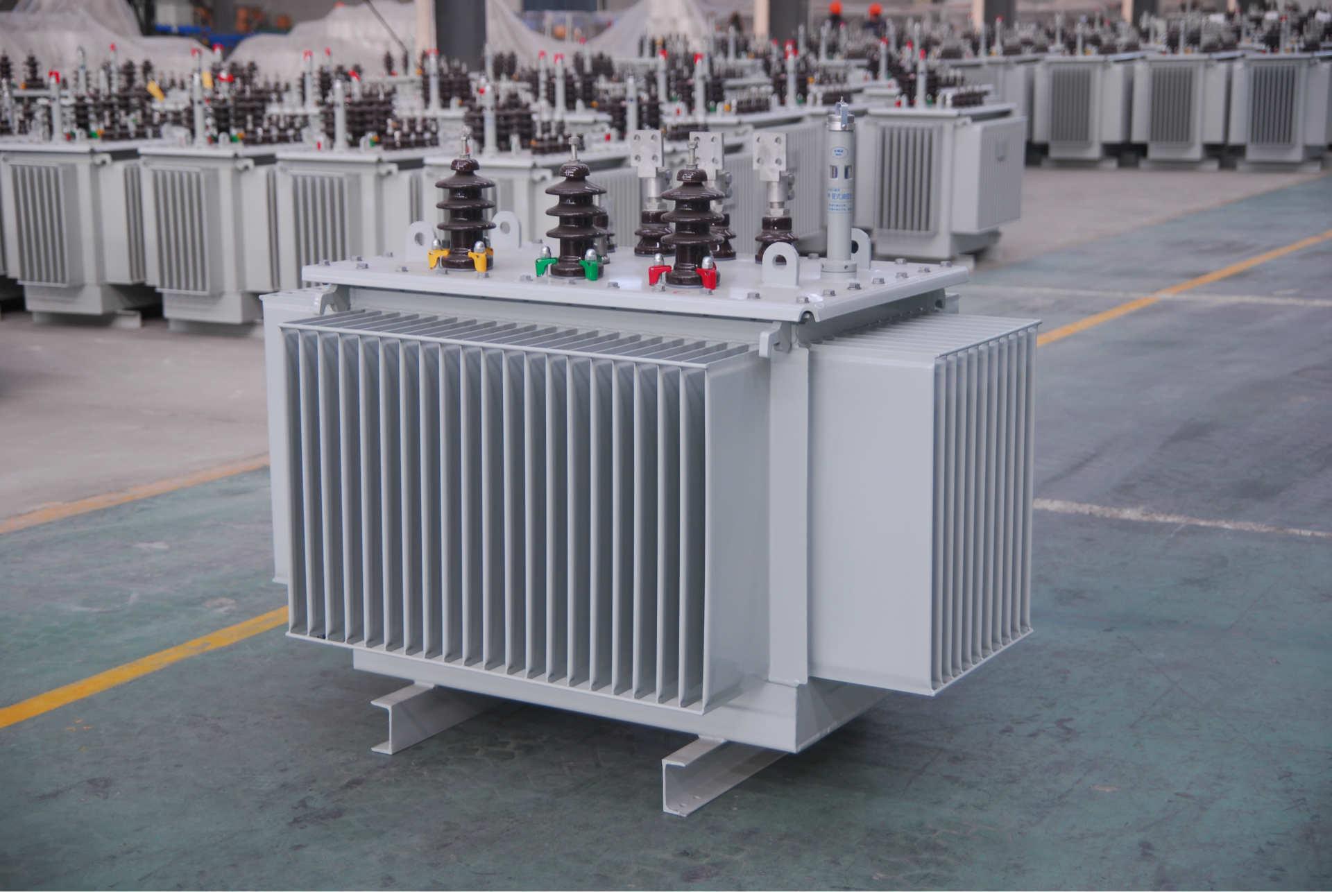 10KV级S11系列油浸式变压器