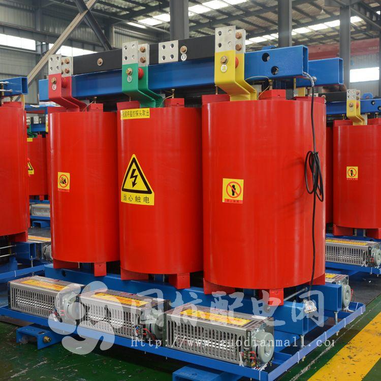 35KV级大容量干式变压器