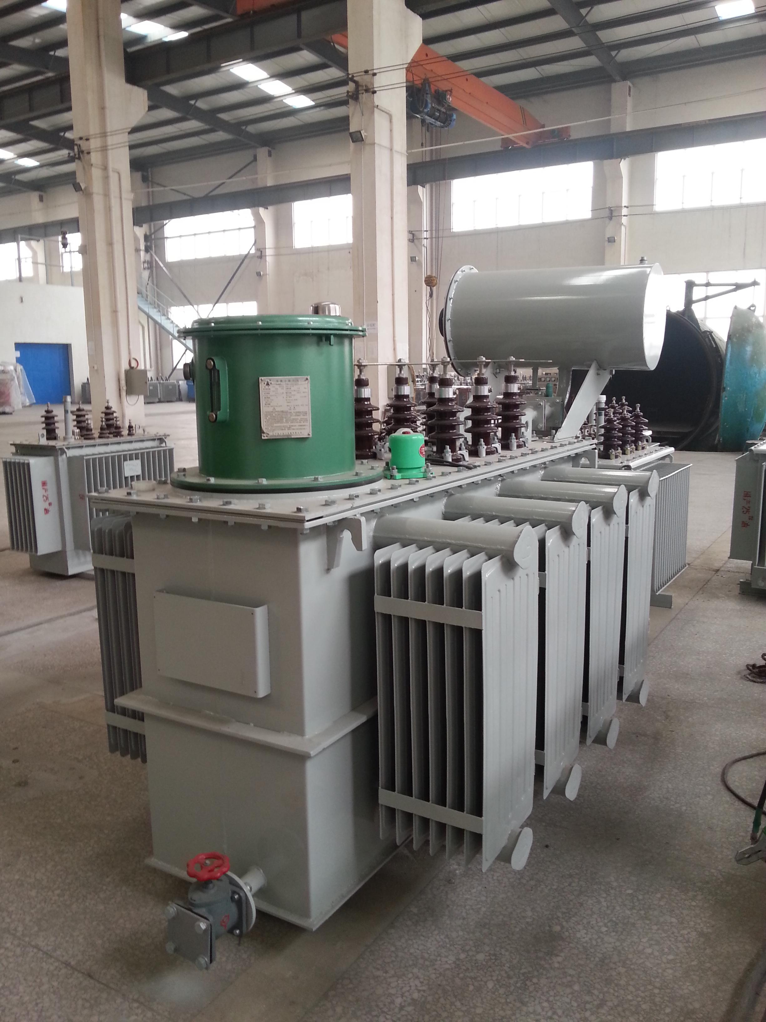 35KV级SZ11油浸式有载调压电力变压器
