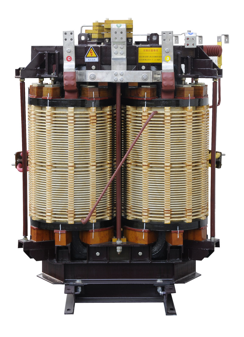 立体巻鉄心干式变压器