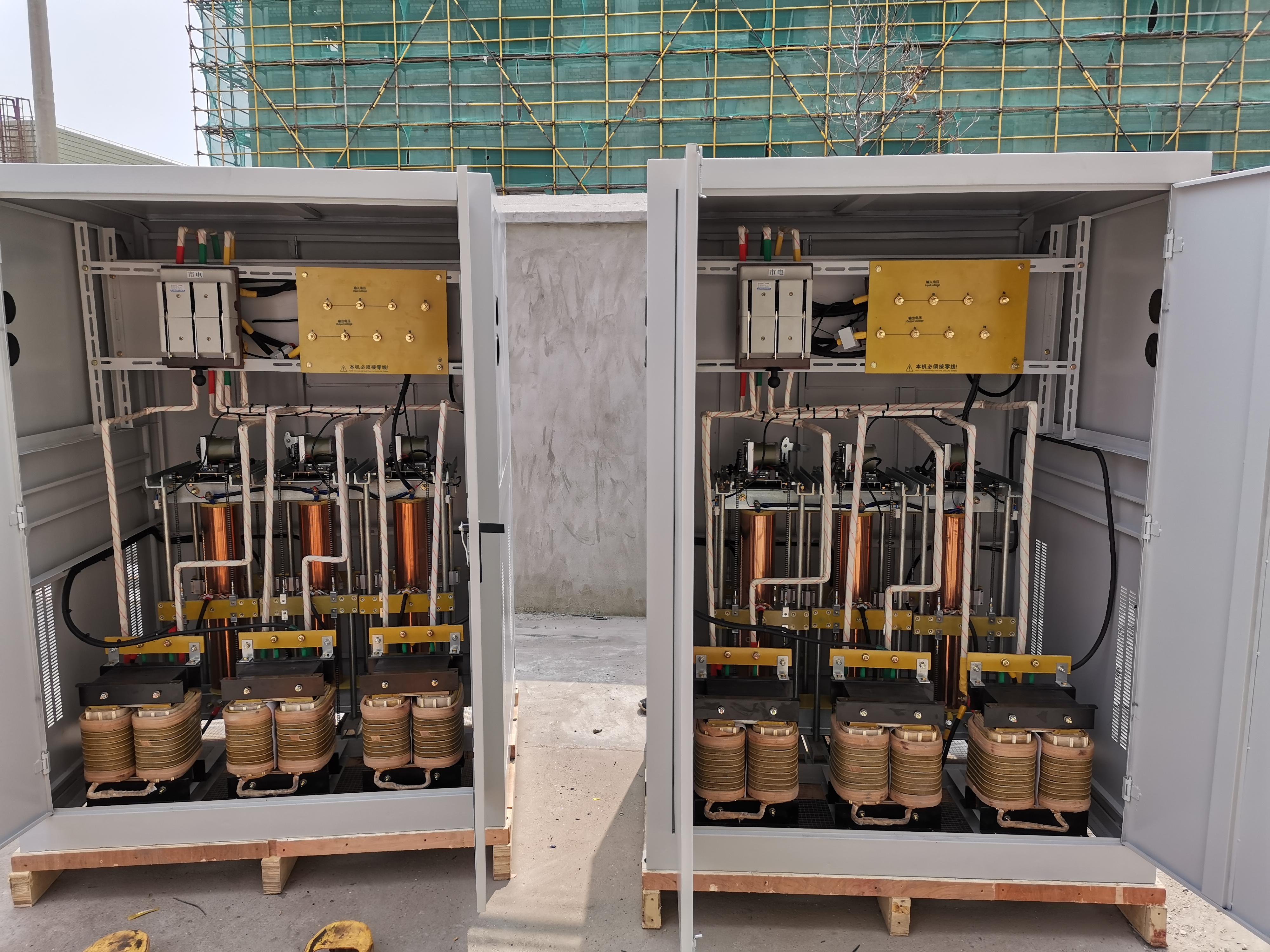 SBW全自动补偿式电力稳压器