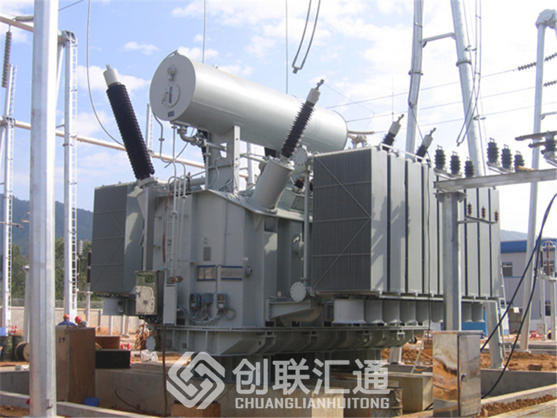 碳化硅、石墨电炉用整流变压器