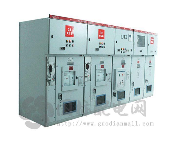 HXGN17-12箱式固定交流金属封闭开关设备
