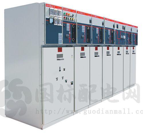 HXGN口-12ZFQ(R)箱型交流金属封闭环网开关设备