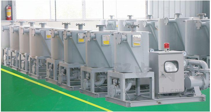 YSLb 型变压器用螺旋板式油水冷却器