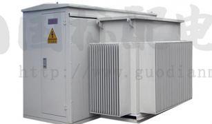 DQF系列 风力发电箱式变电站