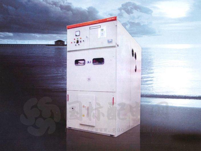 KYN10-40.5系列铠装移动式金属封闭开关设备