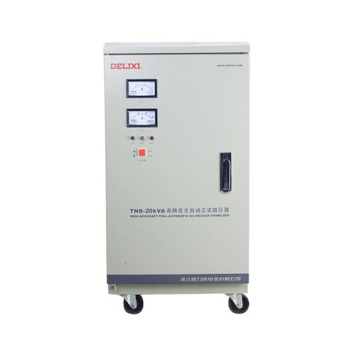 JJW/JSW高精度全自动交流净化稳压器