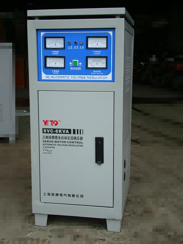 SVC TNS系列三相全自动交流稳压器