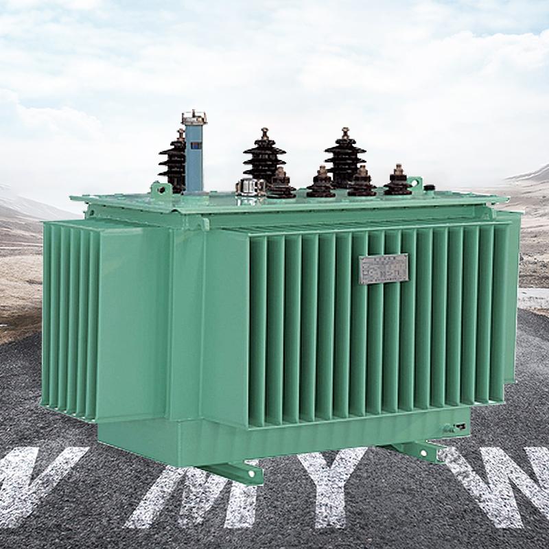 密封式非晶合金油浸式电力变压器